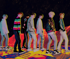 bts, kpop, and edit image