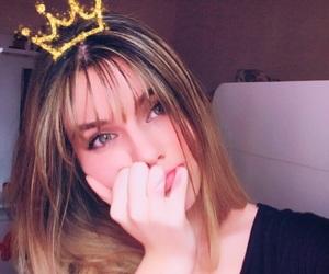 cabelo, hair, and princess image