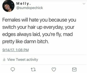 fr, girls, and true shit image
