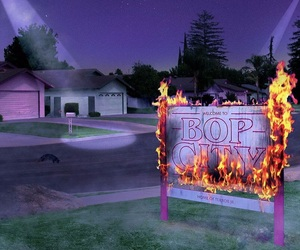 aesthetic, city, and bop image