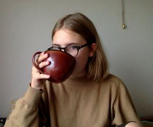 girl, tumblr, and aesthetic image