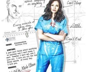 grey's anatomy, mark sloan, and lexie grey image
