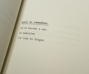 alternative, forgetting, and poetry image