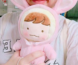 exo, kpop, and baekhyun doll image