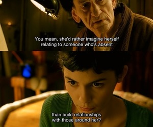amelie, movie, and quote image