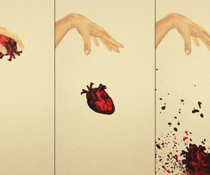 heart and broken image