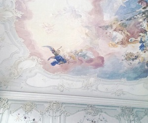 aesthetic, ceiling, and tumblr image