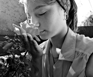 60's, flower, and beautiful image