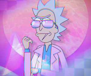 rick and morty, rick sanchez, and rick & morty image
