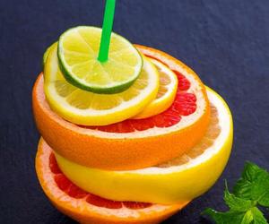 blood orange, citrus, and juicy image