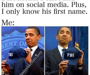 funny, friends, and fbi image