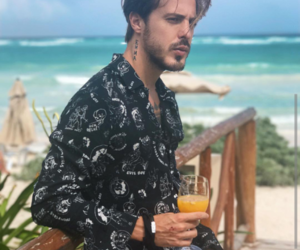 colombia, playa, and guapo image