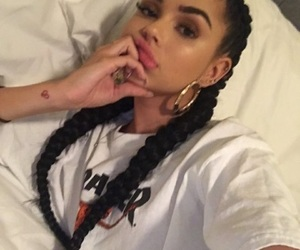 maggie lindemann, makeup, and tumblr image