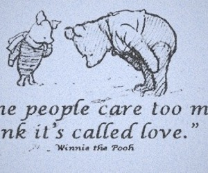 quote and winnie the pooh image