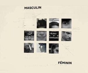 feminine and masculine image