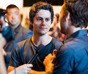 dylan o'brien, movie, and mitch rapp image