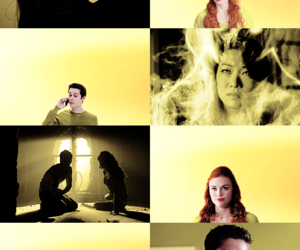 teen wolf and twedit image