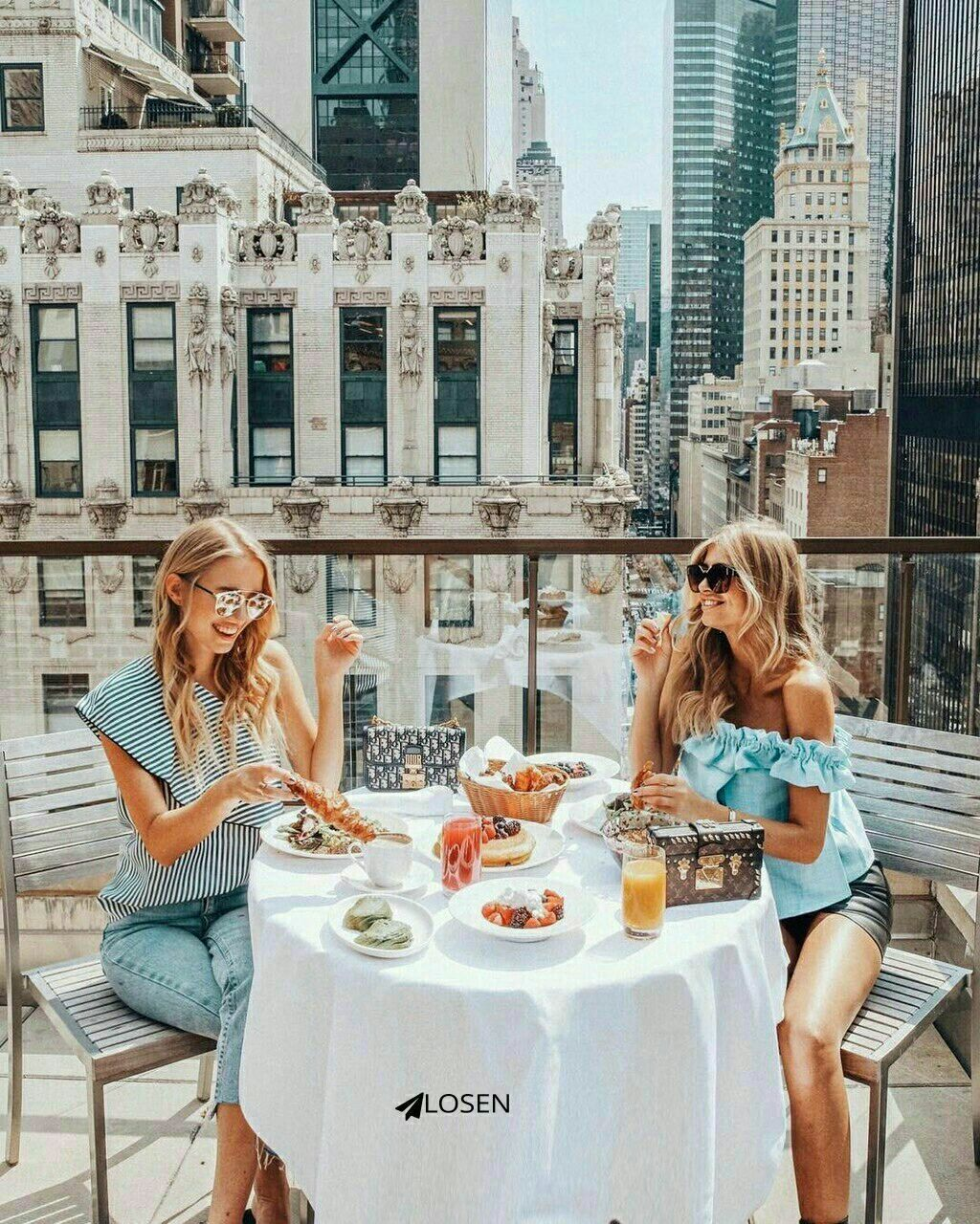 friends, food, and goals image