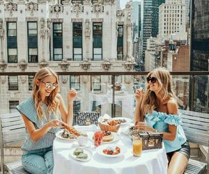 friends, goals, and food image