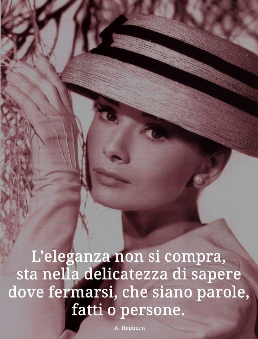 Audrey Hepburn Discovered By Mademoiselle On We Heart It