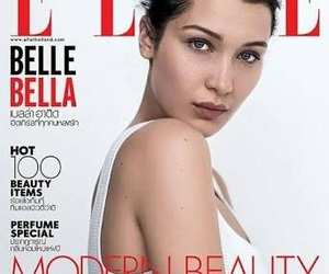 beauty, Elle, and sexy image