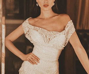 dress, eiza gonzalez, and beauty image
