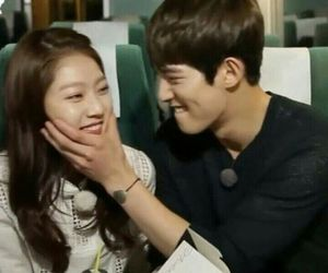 couple, Jonghyun, and cute image