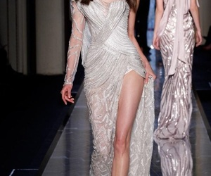 Atelier Versace, dress, and haute couture image