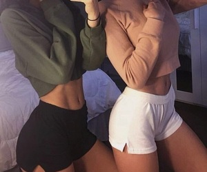 best friends, goals, and bff image