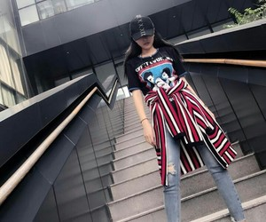 aesthetic, chinese, and fashion image