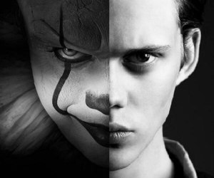it and pennywise image