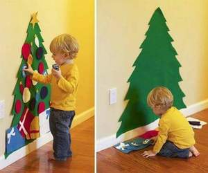 colors, december, and decor image