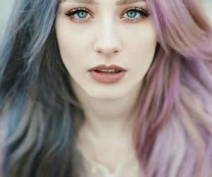amazing, blue, and eyes image