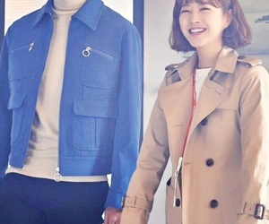 strong woman, hyungsik, and park bo young image