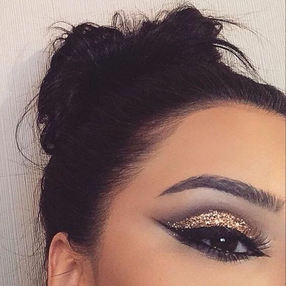 eyebrows, girls, and goals image