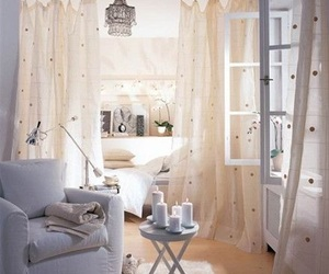 interior, light, and cute image