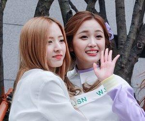 bona, wjsn, and xuan yi image