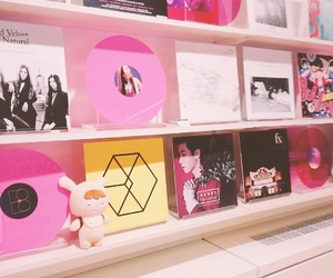 exo, fx, and kpop image