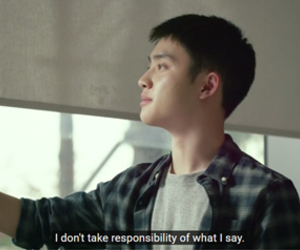 kdrama, be positive, and do kyung soo image