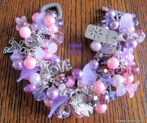 cool, heart, and jewelry image