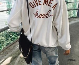 fashion, grunge, and jacket image