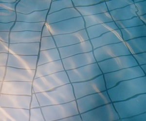 blue, swimmingpool, and water image