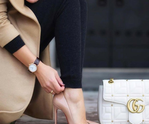 bag, chic, and city image