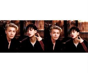 donghae, eunhyuk, and kpop image