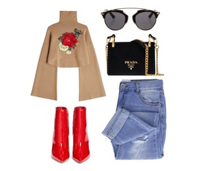 chic, fancy, and fashion image