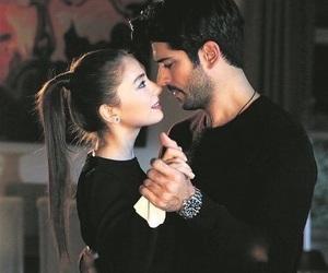 kara sevda, couple, and karasevda image