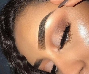 art, flawless, and eyebrows image