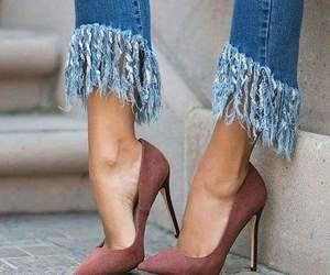 heels and fashion image