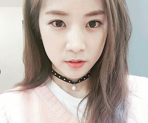 asian, choker, and kpop image