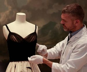 Couture, dior, and dress image